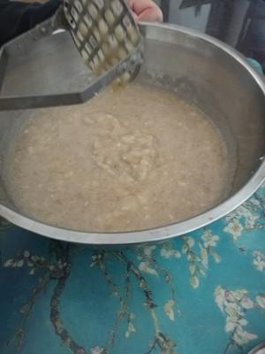 香蕉燕麦饼干的做法 步骤3