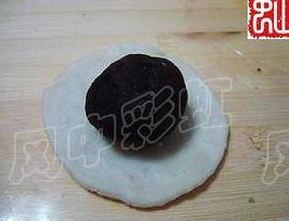 冰皮月饼的做法 步骤6