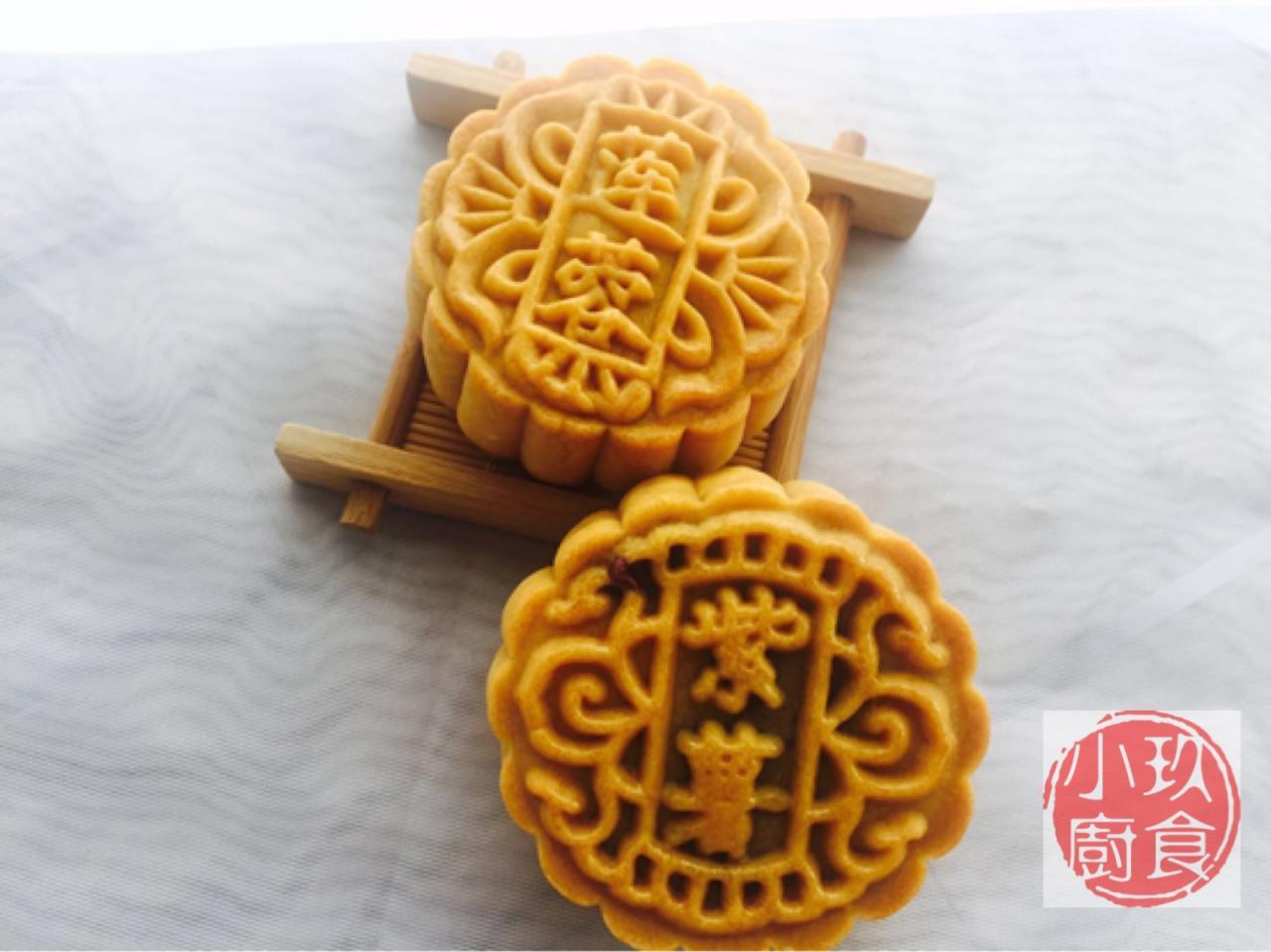 广式月饼的做法