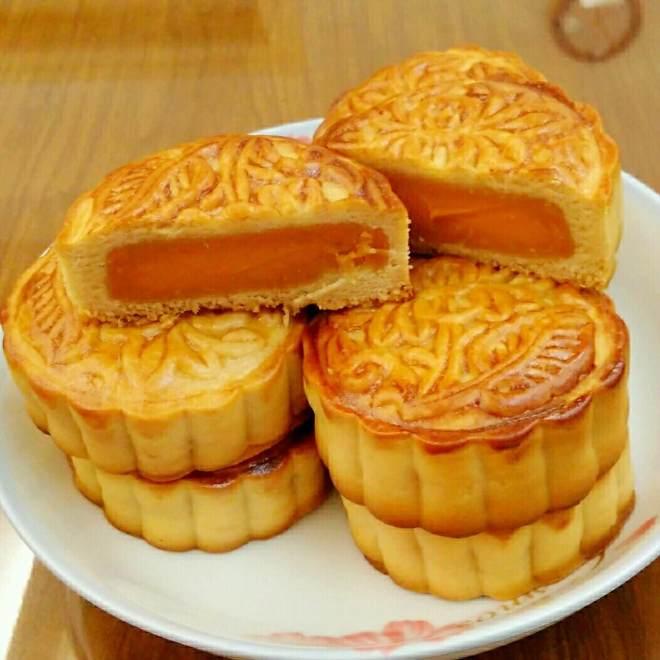 广式月饼---红薯月饼的做法