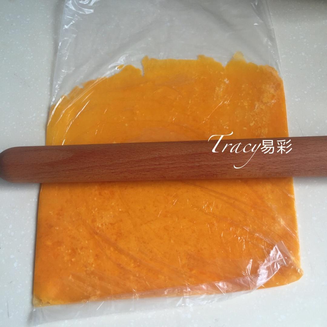 金沙奶黄月饼的做法 步骤5