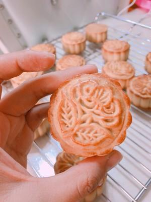 广式月饼的做法 步骤6