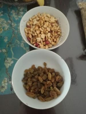 香蕉燕麦饼干的做法 步骤2