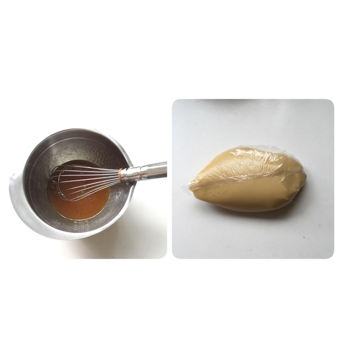 广式月饼—蛋黄冬翅月饼的做法 步骤12