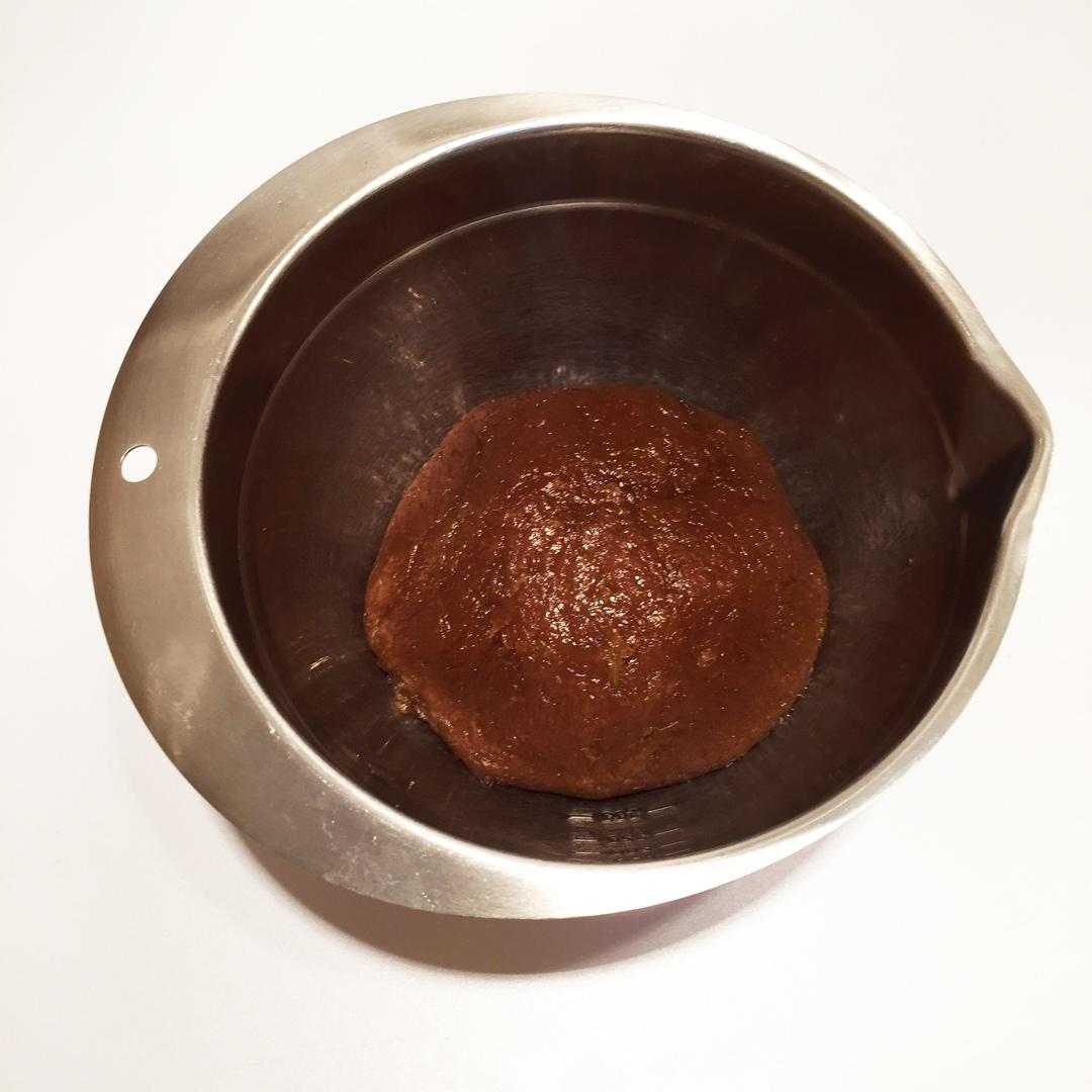 广式月饼—蛋黄冬翅月饼的做法 步骤10