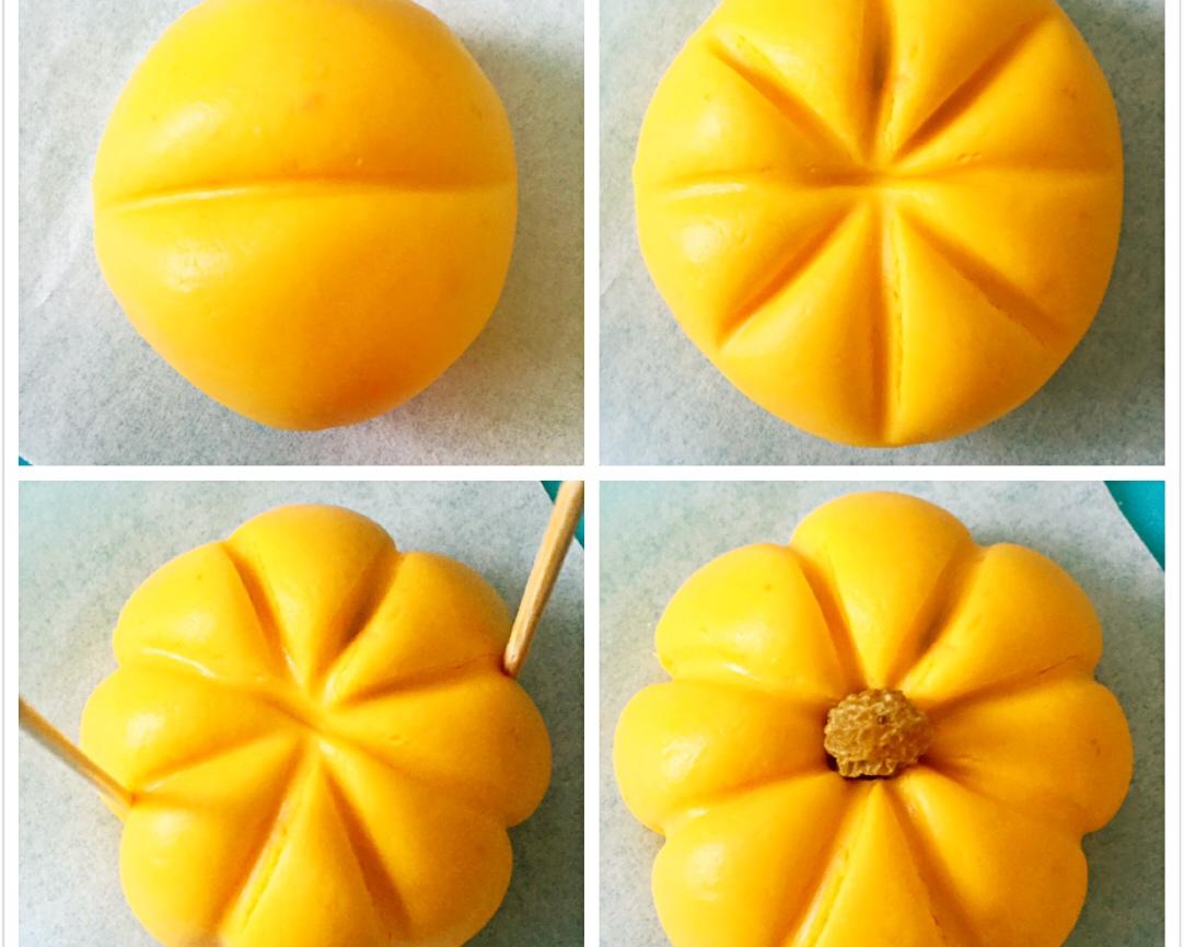 南瓜饼(月饼)的做法 步骤6