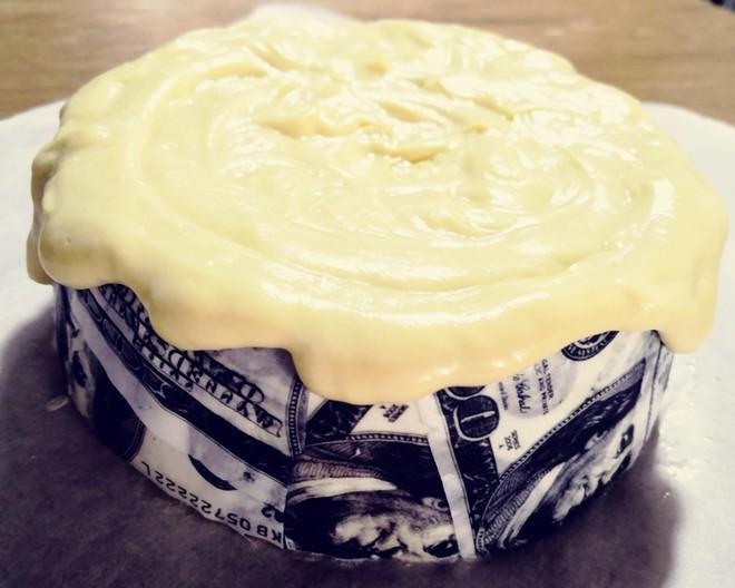 美元椰浆爆浆蛋糕的做法