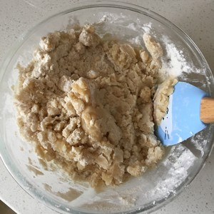 红糖亚麻籽油藜麦月饼的做法 步骤5