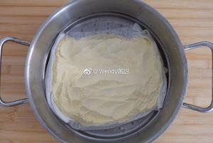 可可绿豆糕的做法 步骤1