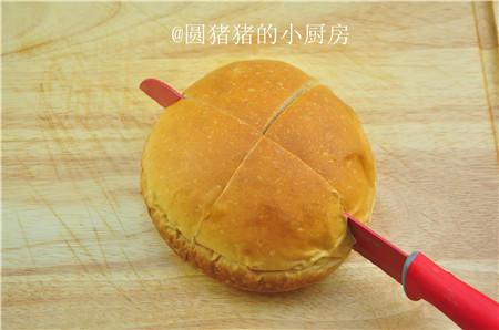 网络最火爆的——奶酪面包的做法 步骤20