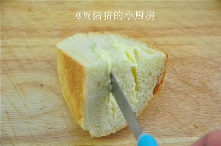 网络最火爆的——奶酪面包的做法 步骤22