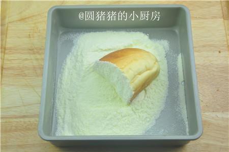 网络最火爆的——奶酪面包的做法 步骤24