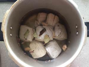 面包机自制肉松的做法 步骤2