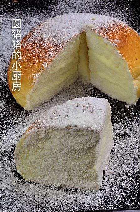 网络最火爆的——奶酪面包的做法