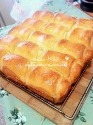 椰蓉面包卷的做法 步骤14