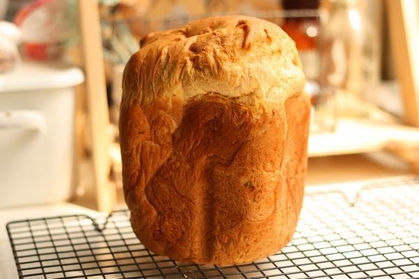 超绵鲜奶土司-松下面包机的做法 步骤4