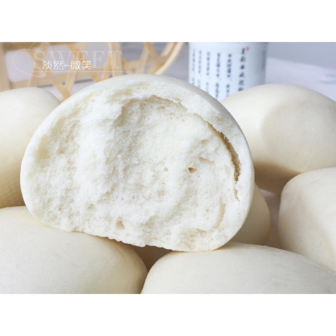 有着面包口感的红糖馒头(一次发酵)的做法 步骤11