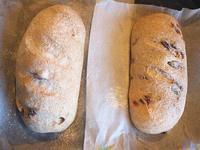 蔓越莓全麦黑糖面包的做法 步骤10