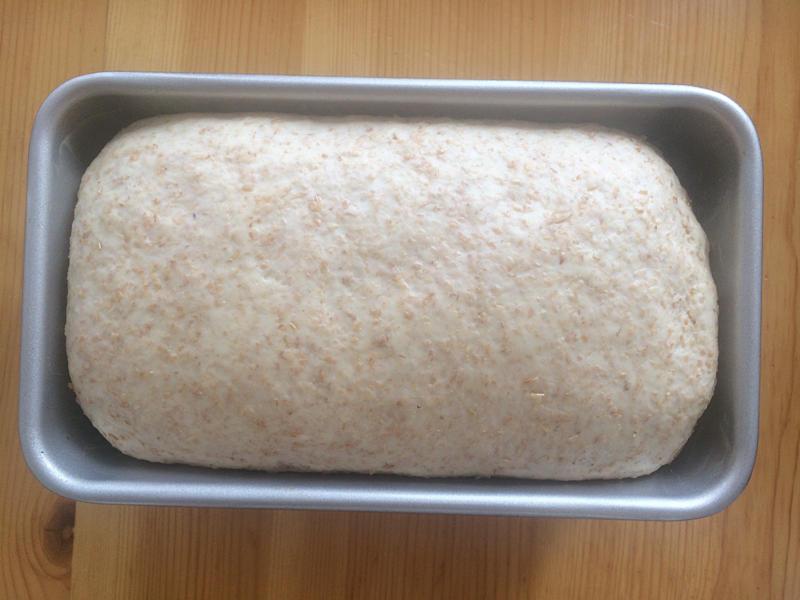 低脂全麦面包(BBA配方)的做法 步骤5