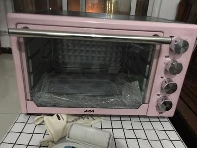 家用电烤箱多大合适?看看33L的ACA北美-ATO-MD33S电烤箱吧!