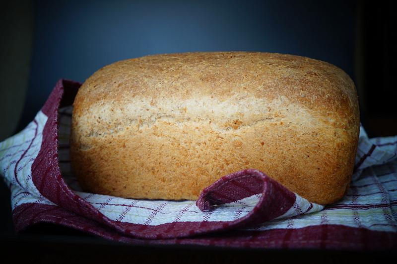 低脂全麦面包(BBA配方)的做法