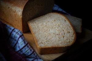 低脂全麦面包(BBA配方)的做法 步骤7