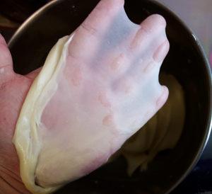 波兰种牛奶吐司的做法 步骤6
