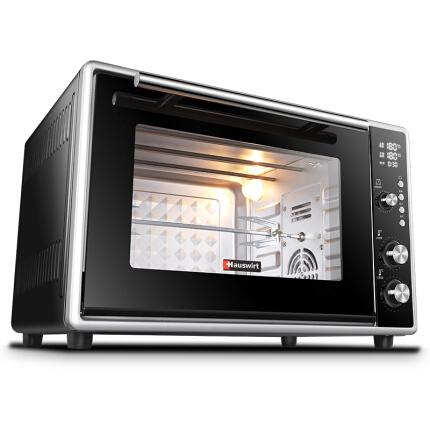 海氏(Hauswirt)50升家用商用大容量电烤箱电子式F50