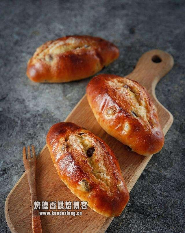 面包花样做法大全图解,接近成功了——烤焙