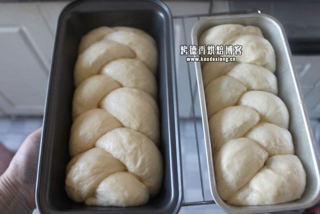 烤箱做面包的家庭做法,最重要的步骤之二——面团的发酵