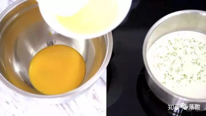 科学制作英式奶馅方法