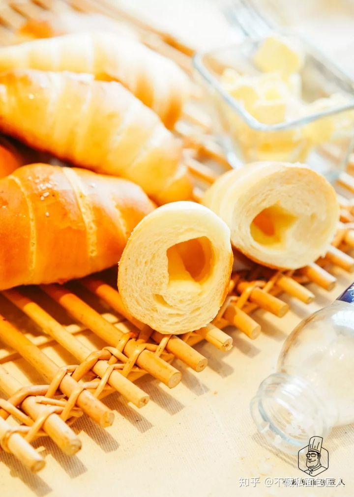 日式盐面包做法!日本销量第一盐面包,新手必学的零失败方子