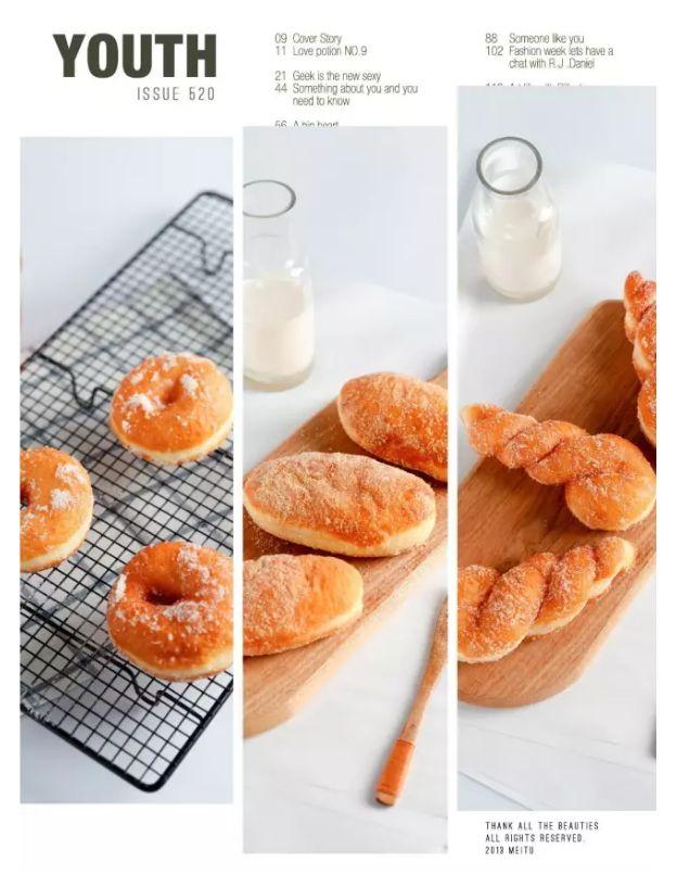 如何让甜甜圈的热量更低一点?你得这么油炸!