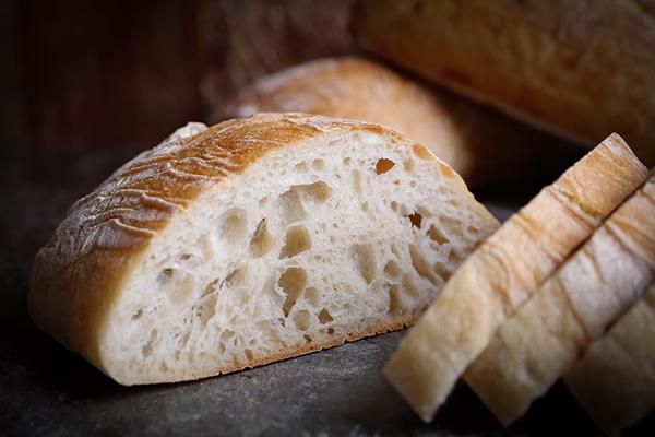 制作口袋面包的秘诀:藏在这里!