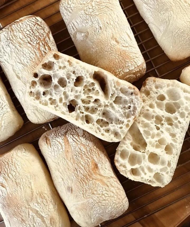 关于面包的发酵:再无第二全的干货集!