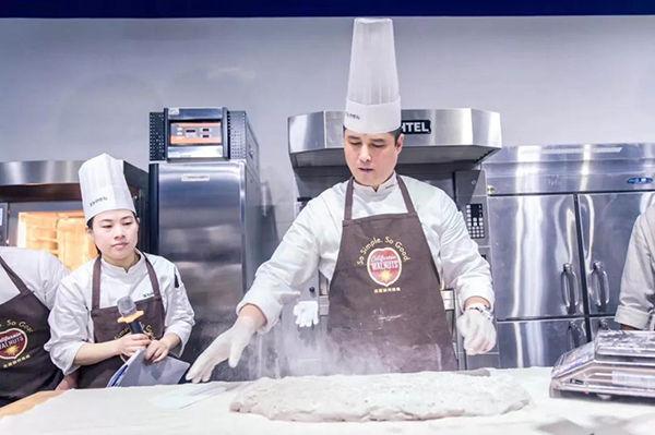 核桃面包的3种做法,韩国面包男神手把手教会你!