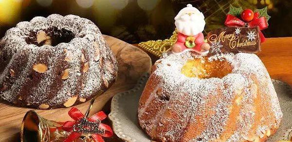 歪果仁圣诞节都吃什么点心?最像蛋糕的面包是它没错~