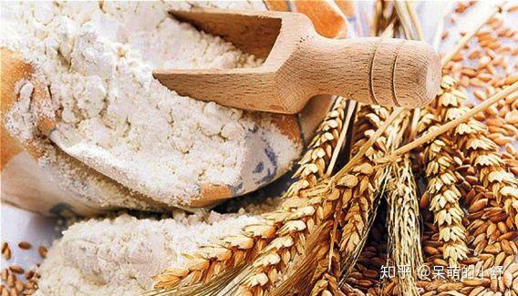 低筋面粉、中筋面粉、高筋面粉有什么不一样