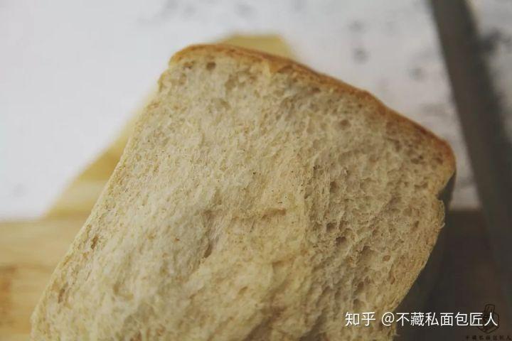 夯实基础 | 面包配方中放低粉是什么操作?