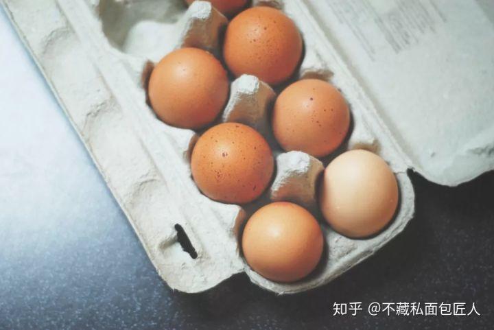 夯实基础 | 加不加鸡蛋,面包差别大不大?