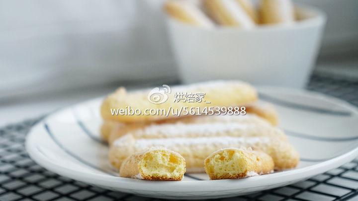 简单好吃手指饼制作方法