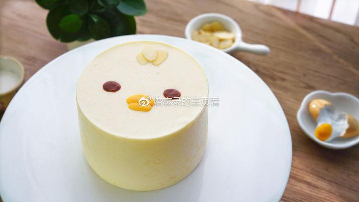 小鸡酸奶慕斯制作方法