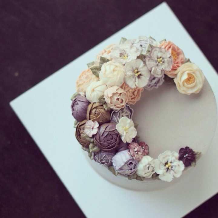 怎样将戚风蛋糕做到精致美观?