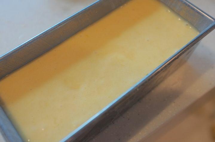 磅蛋糕,就该换个松软少油的姿势。
