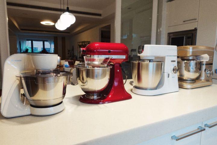 家庭烘焙,到底该买什么样的厨师机?