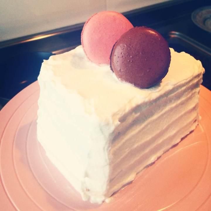 「歪门邪道的温柔松饼奶油蛋糕特制教程」