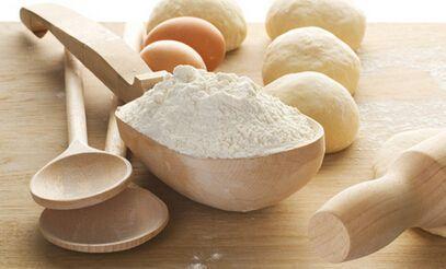 低筋面粉、中筋面粉、高筋面粉,这三种面粉区别在哪?如何正确用