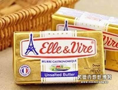 实锤!常用几款的烘焙黄油亲身使用对比感受!