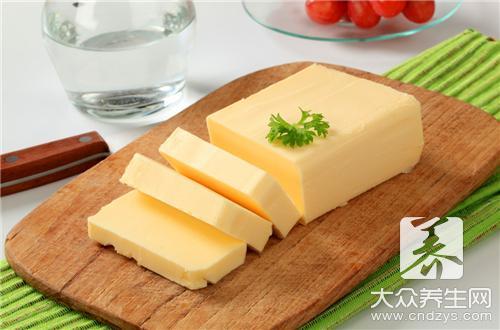 奶油和黄油一样吗