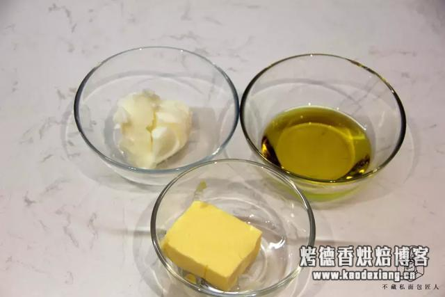 干货评测:黄油用完了,橄榄油和猪油能替代做面包吗?